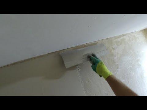 Финишная Шпаклевка стен под покраску. 1 Слой. О самом Важном! Шпаклюем по (НР Старт) слою.