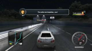 Test Drive Unlimited 2 - Police Chases [HD]