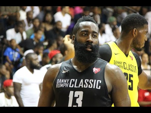 "2016 DANNY RUMPH CLASSIC ""JAMES HARDEN SHUTS IT DOWN"" 8/8/16"