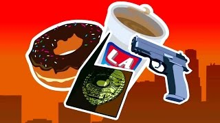 LA Cops - Getting the Job Done Trailer (2015) | Official Xbox One Game
