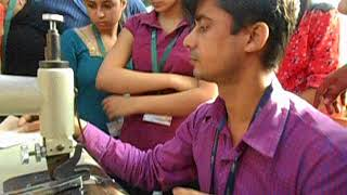 HOW TO USE LEATHER SKIVING MACHINE | FDDI | TST