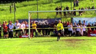 Der Elfmeterkrimi im U13 Finale des Cordial Cup 2011