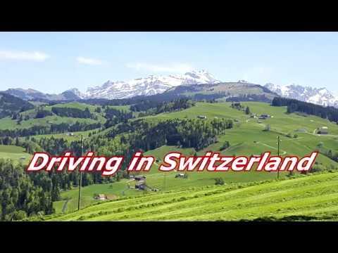 Driving in Switzerland