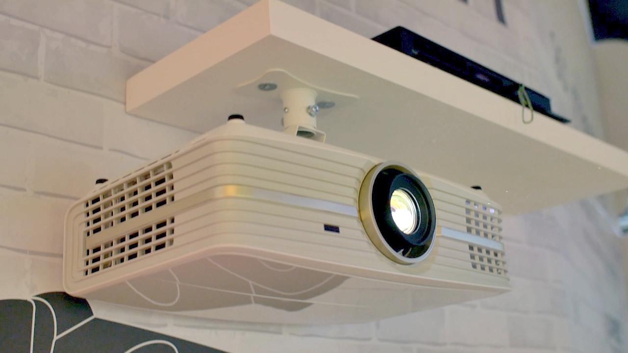 Optoma UHD60 4K UHD HDR проектор для домашнего кинотеатра