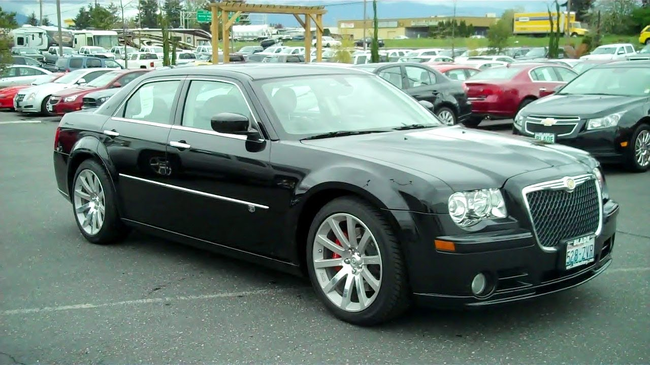 2010 chrysler 300c srt8 rwd srt hemi 6 1l v8 youtube. Black Bedroom Furniture Sets. Home Design Ideas