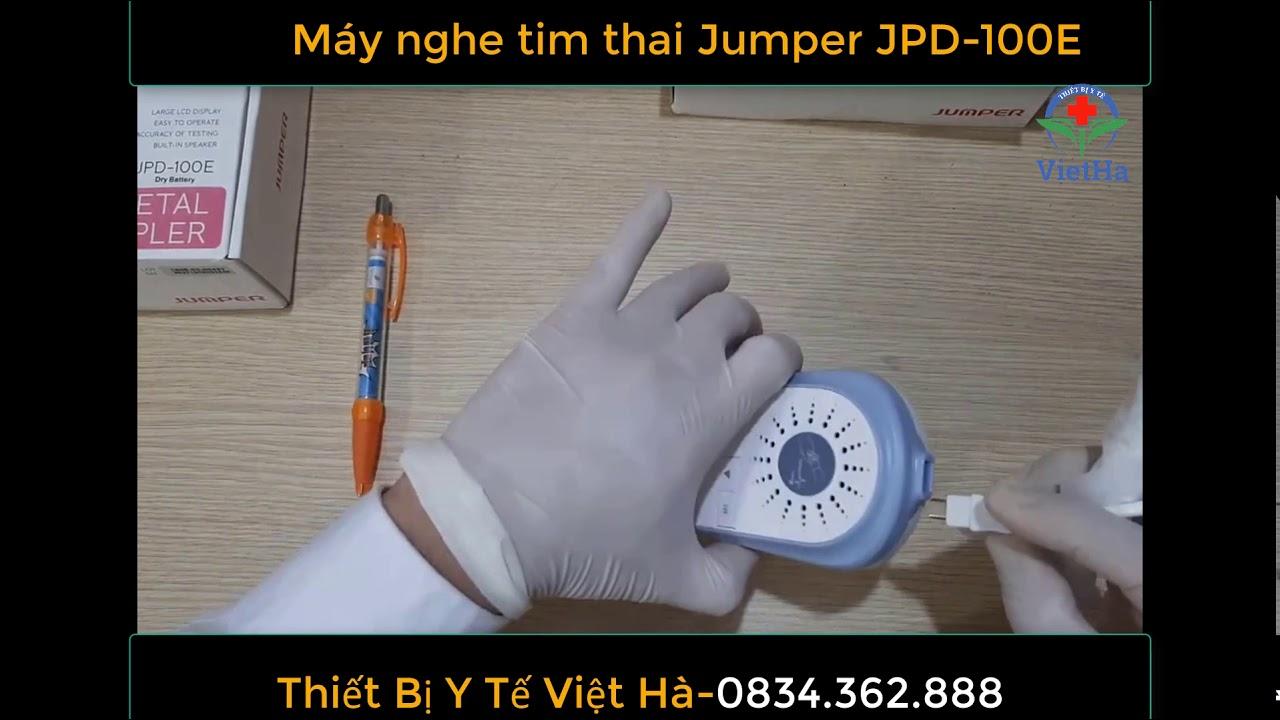 máy nghe tim thai JPD 100E