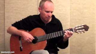 Goodnight Saigon (fingerstyle guitar)