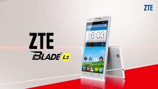 ►ZTE Blade L2 - Review en español // Puntuación Antutu Bechmark || AndroidStudios