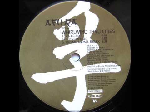 Afu-Ra - Whirlwind Thru Cities (DJ Roach production)