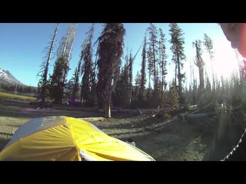 Powered Paragliding and Camping