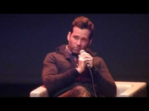 Fairy Tales Convention  Eion Bailey about Pinocchio 21.12.2013