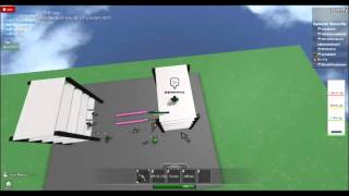 Special Security Force Recuriting Video Roblox