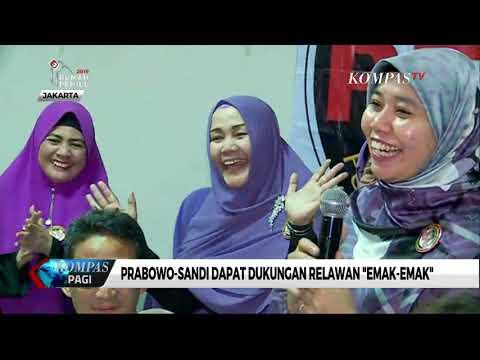 Prabowo-Sandi Dapat Dukungan dari Partai Emak-emak Mp3
