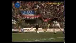 Italian Serie A Top Scorers: 1984-1985 Michel Platini (Juventus) 18 goals