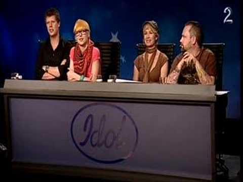 Norwegian idol 2007 funny singers!