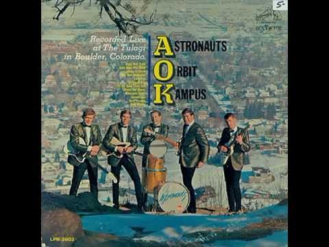 The Astronauts - Astronauts Orbit Campus (Live)