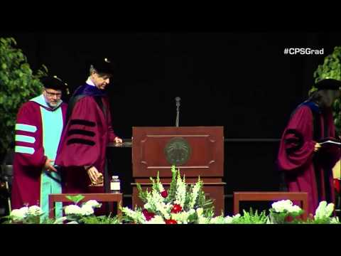 Northeastern University College of Professional Studies 2015 Graduation