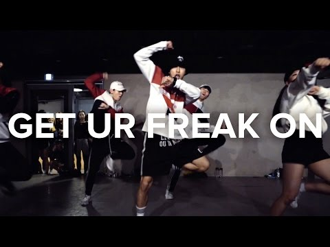 Get Ur Freak On - Missy Elliott / Junsun Yoo Choreography