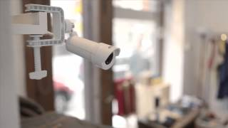 Самая маленькая IP-камера в мире AXIS M2014E(Видеокамера AXIS M2014E подойдет для скрытого видеонаблюдения. Эта камера должна получить популярность в розни..., 2013-04-27T11:52:40.000Z)