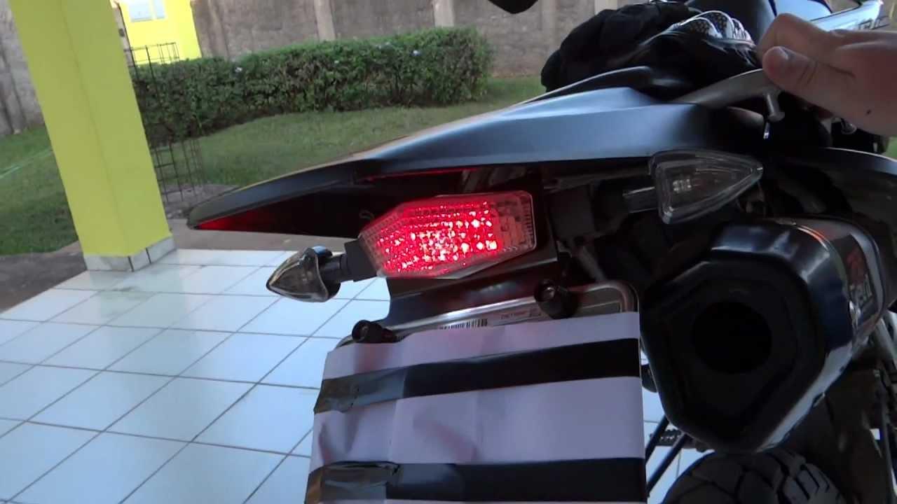 Honda XR 250 Tornado 2006 - YouTube