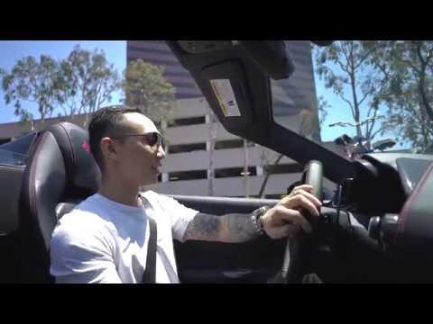 Ferrari 488 Spider Joy Ride With Peter Tang Eurocar Youtube