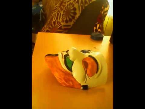 Maske Boyama Youtube