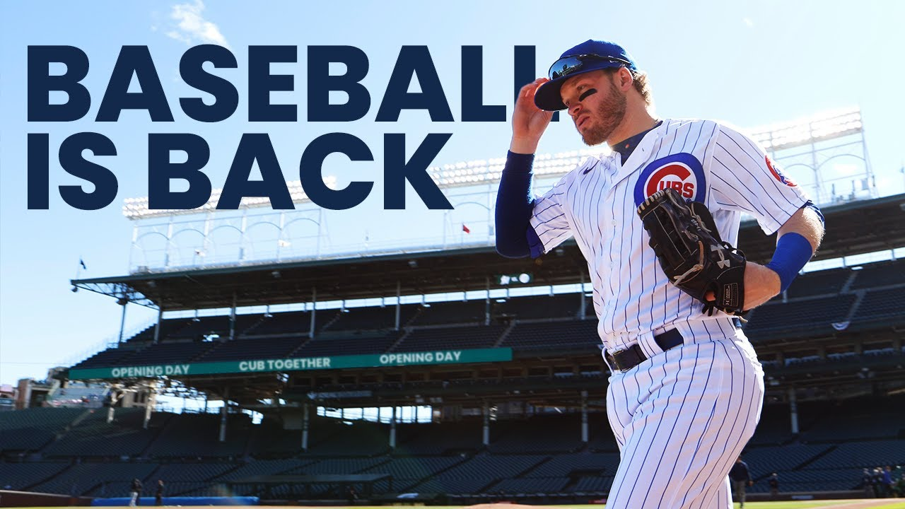 Baseball is Back, No Joke | #CubTogether
