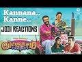 Kannaana Kanney Song - Jodi Reactions | Viswasam | Ajith Kumar, Nayanthara|Sid Sriram (2018)