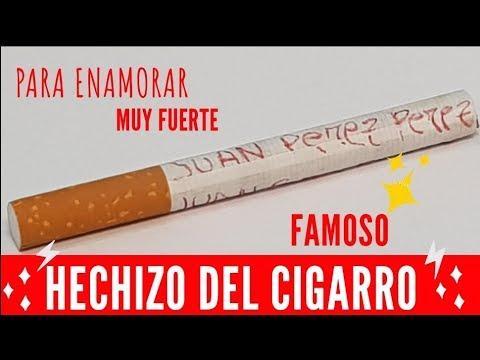 Famoso Hechizo Del Cigarro Para Enamorar Muy Fuerte EFECTIVO