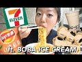 TAIWAN 7-ELEVEN SNACKS (Never Before Seen Flavors!)