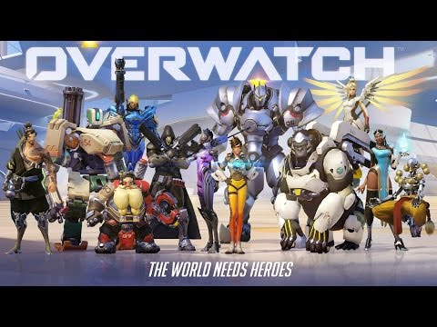 Playing OverWatch with Fans #2