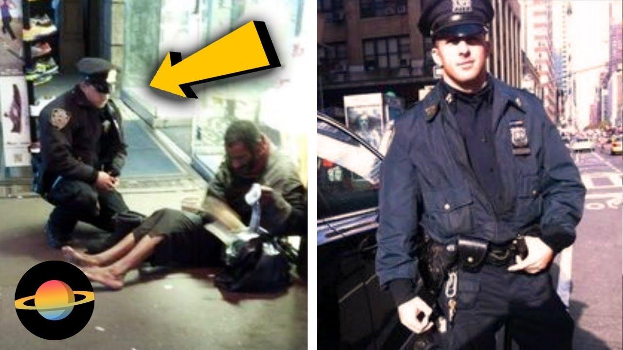 10 policjantów, z których możemy być dumni