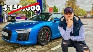 How My Friend Got A Free Audi R8!