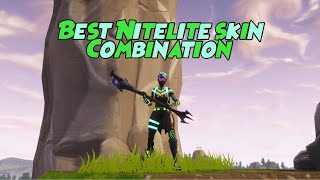 Fortnite | Best Nitelite Skin Combination!