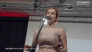 40 FHMazurkas - Małgorzata Pawłowska - sopran i Monika Kolasińska - fortepian