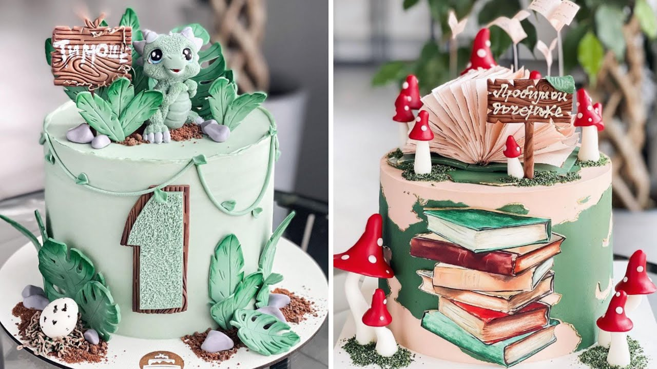 Fancy Beautiful Cake Decorating Ideas | Amazing Cake Decorating Tutorials You'll Love | Ruby Cake
