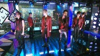 "MTV K Presents B.A.P Live in NYC: ""Rain Sound"""