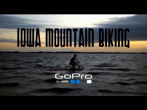 GoPro: Iowa Mountain Biking