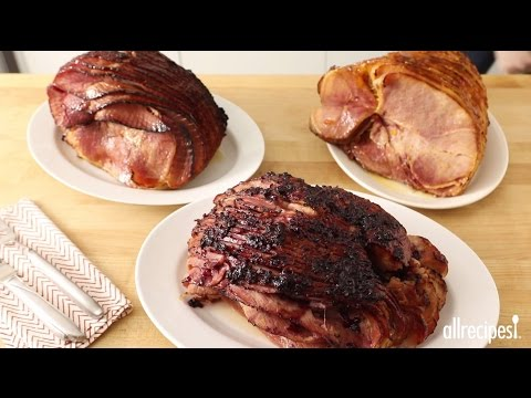 How to Make 3 Awesome Ham Glazes | Holiday Recipes | Allrecipes.com