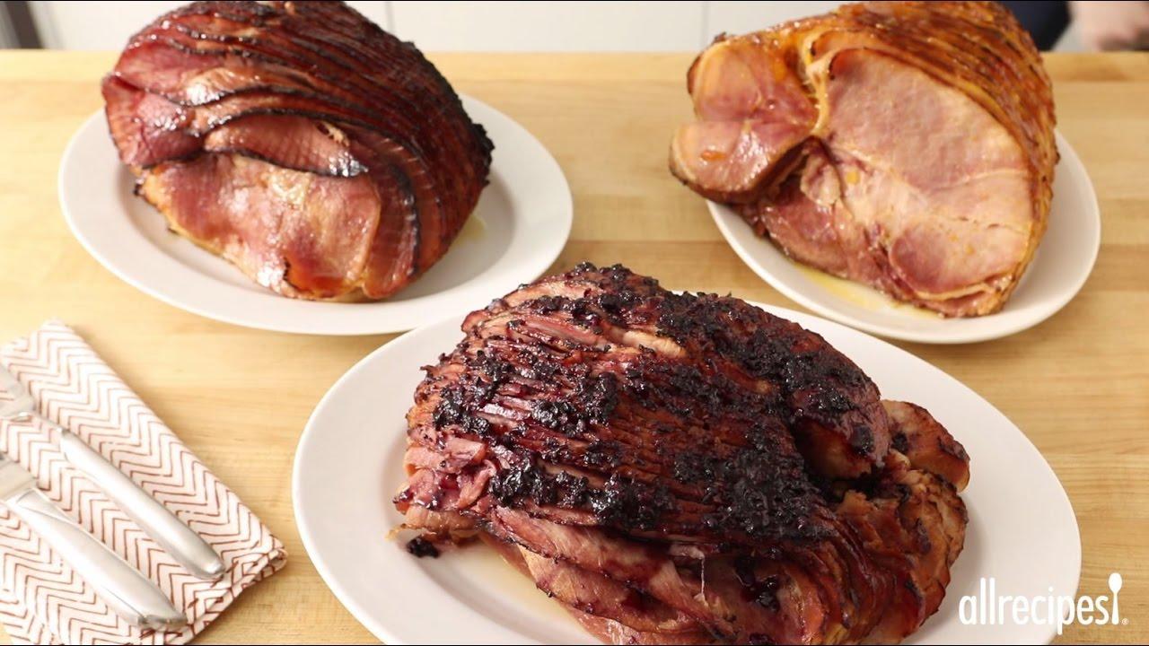 How to Make 3 Awesome Ham Glazes   Holiday Recipes   Allrecipes.com