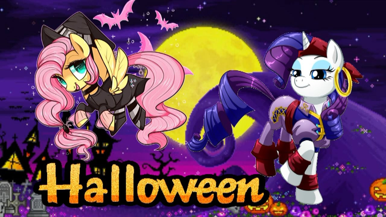 My Little Pony Halloween Youtube