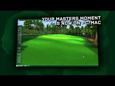 Tiger Woods PGA Tour 12: The Masters - PC & Mac Announcement Trailer