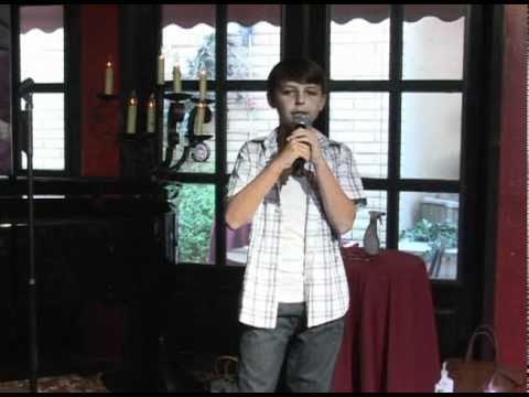 Individual Dream Believers School Performances 8-8-10 Danny Seubert