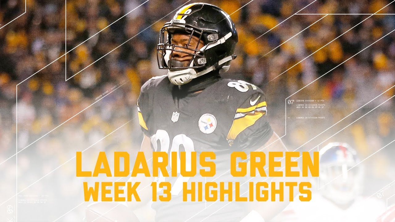 ladarius green steelers jersey