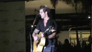 Like A Knife - Secondhand Serenade Live in Manila