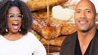 Which Celebrity Makes The Best French Toast?