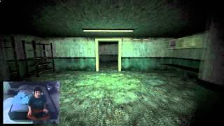 Lets Play Slender: Sanatorium - Part 2 FACECAMMMMM!