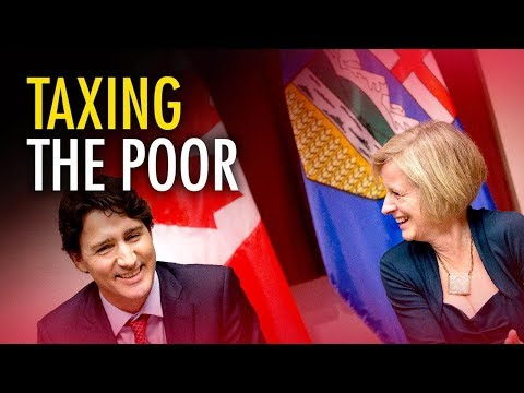 Notley Slams Poor Albertans With Carbon Tax on Home Heating