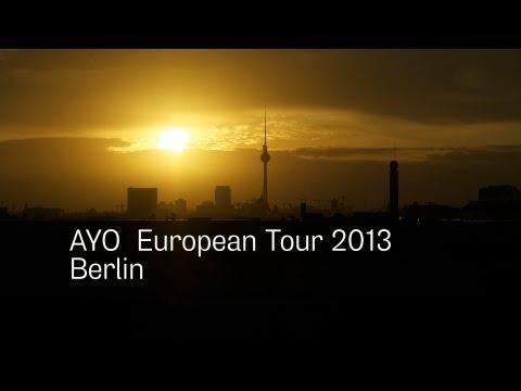 AYO International Tour 2013   Berlin   with Christoph Eschenbach, Joshua Bell & William Barton
