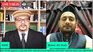 Introductory Live Session 21 With Respected Brother Babar Ali Shah 13 December 2020 1PM.